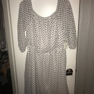 FTF Polka Dot Dress. Size 2X